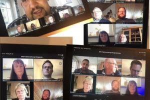 Virtuelle Fraktionssitzung der SPD Mengerskirchen